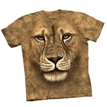 Lion Warrior Attitude Youth Tee