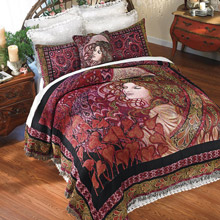 Aphrodite's Child Tapestry Bedding