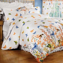 Butterfly Dreams Duvet Set & Accessories