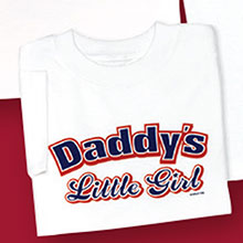 Like Daddy Like Daughter-Youth Tee