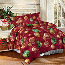 Holiday Cheer Bedding