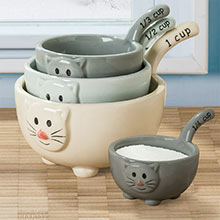 Nesting Kitties Measuring Cups