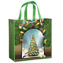 Christmas Tree Tote