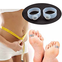 Weight Loss Toe Rings