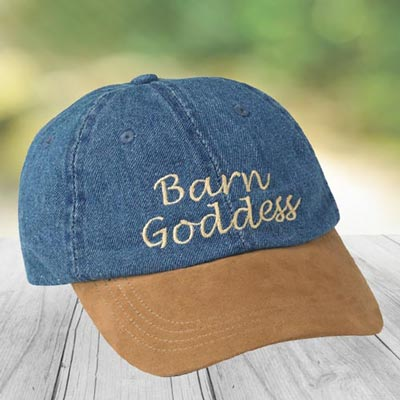 Barn Goddess Cap