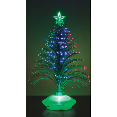 Fibre Optic Christmas Tree