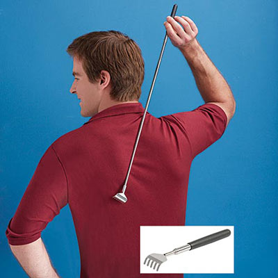 Pocket Backscratcher