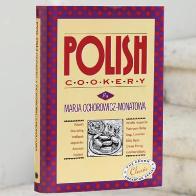 International Books - Polish Cookery : 314 pages