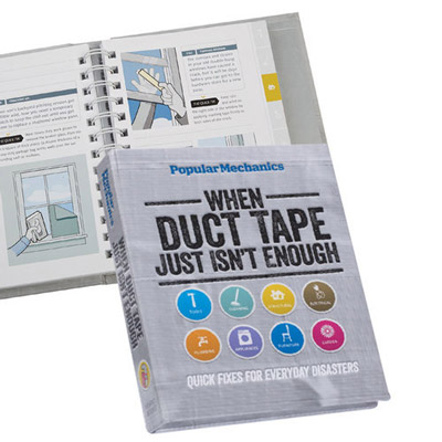 Duct Tape Household Manual
