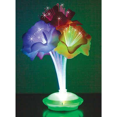 Fibre Optic Flower Bouquet