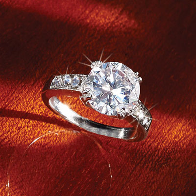 Fabulous Solitaire Ring