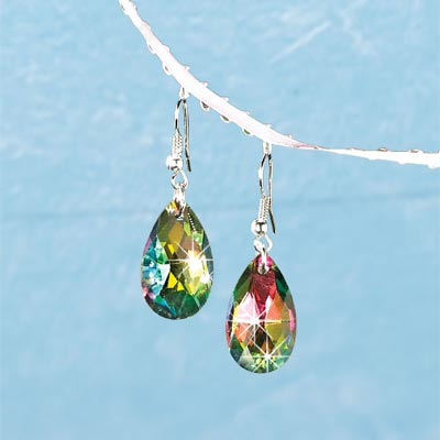Mystical Pendant Earrings