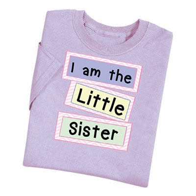 Little Sister Toddler Tee