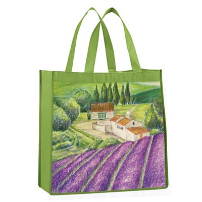 Lavender Fields Tote