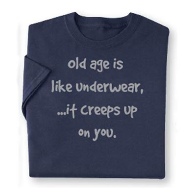 Old Age Tee