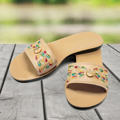 Colourful Comfort Sandals