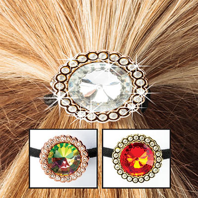 Bling Ponytail Holders