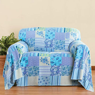 Patchwork Furniture Cover