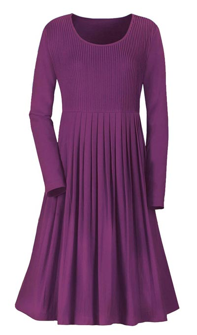 Passion for Pleats Dress