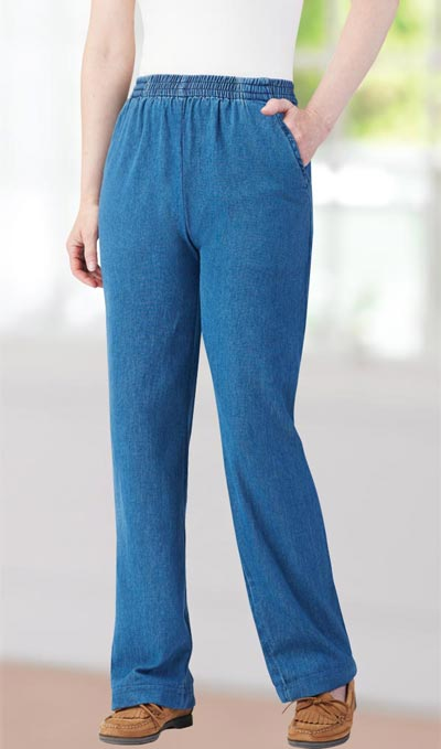 Casual Denim Pant