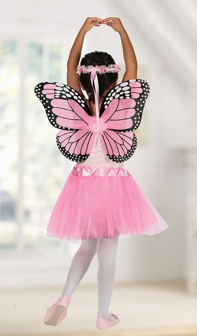 Ribbons & Roses Fairy Princess Costume