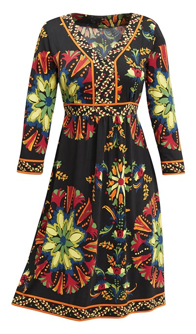 Colourful Expressions Dress